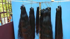 human hair india chennai tamil nadu