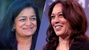 Kamala Harris, Pramila Jayapal introduce Domestic Workers Bill of Righ