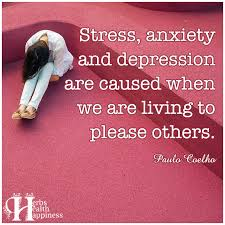 stress anxiety and depression ø eminently quotable quotes