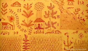 warli or varli handmade indian