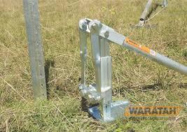 Star Post Lifter Fencing Tools Waratah Fencing