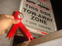 Usap Usap Isip Isip Tie A Red Ribbon For Life