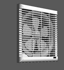 building other exhaust fan families