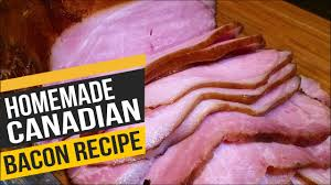homemade canadian bacon recipe how to