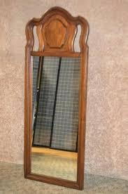 wall mirror shadow box shelf