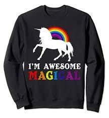 unicorn shirt for women birthday gift i