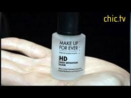 make up for ever hd elixir you
