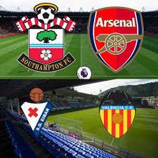 Экспресс: Саутгемптон - Арсенал, Эйбар - Валенсия. Прогноз от ...