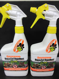 2 Liquid Fence Dog Cat Repellant Keep Cats Out Of Flower Beds And Dogs