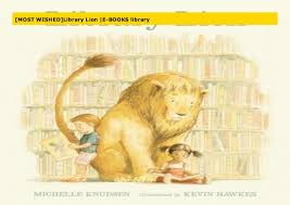 MOST WISHED]Library Lion |E-BOOKS library