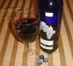 simple blueberry sangria recipe