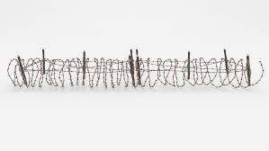 Barbed Wire Fence Wire Obstacle 3d Modeling Barbwire 3d Computer Graphics Technic Electrical Wires Cable Png Pngwing