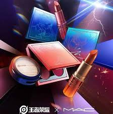 mac cosmetics launches honor of kings