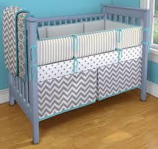 easily adjustable box pleat crib skirt