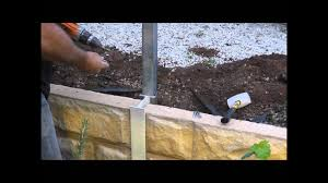 Demonstration Video For Installing The Postpocket Fence Post Bracket Youtube
