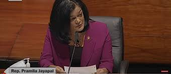 Rep. Pramila Jayapal Grills Attorney General Bill Barr in Heated Exchange  About Black Lives Matter Protests