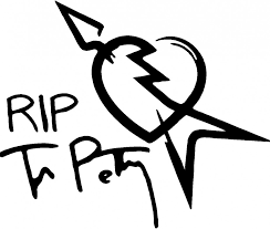 Rip Tom Petty The Heartbreakers Decal Dumbdecals Com