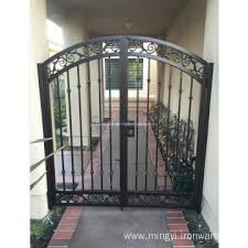 Iron Fence Gate Wrought Iron Gates Iron Gate Manufacturer In China