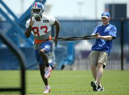 Giants roster countdown: No. 80 WR Kevin Norwood - nj.com