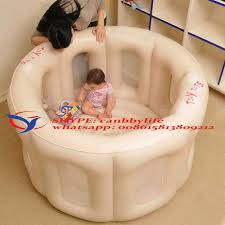 Portable Baby Toddler Playpens Indoor Outdoor Folded Anti Fall Inflatable Safety Play Center Yard Child Safety Fence Playground Aliexpress