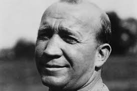 Top Ten Greatest Notre Dame Football Coaches #3 Knute Rockne - One Foot Down