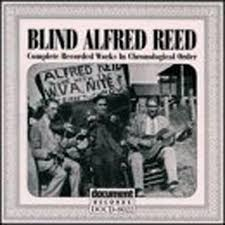Blind Alfred Reed on Spotify