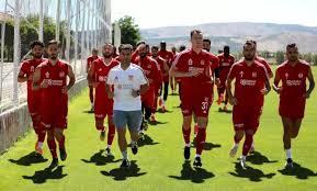 Son Dakika: Sivasspor, Göztepe maçı hazırlıklarını sürdürdü - Spor