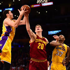 NBA Free Agency: Timofey Mozgov agrees to four-year, $64 million contract  with Lakers - Fear The Sword