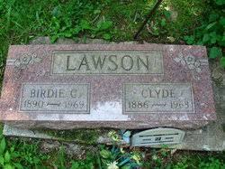 Birdie Cecile Smith Lawson (1890-1969) - Find A Grave Memorial