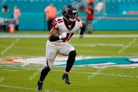 Atlanta Falcons safety Sharrod Neasman 41 runs Editorial Stock Photo -  Stock Image | Shutterstock