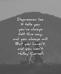 depression quotes that will help you feel better