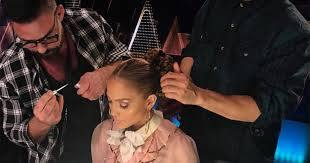why jennifer lopez hair and makeup