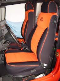 jeep wrangler standard color seat