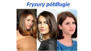 Fryzury Poldlugie Youtube