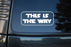 White 20cm X 10cm Star Wars Keeping Count Funny Car Window Wall Laptop Decal Sticker Naka Den Co Jp
