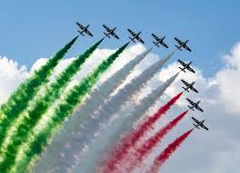 Torino con il naso all'insù: lunedì pomeriggio passano le Frecce ...