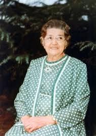 Myrtle Lillian Holmes Oden (1900-1990) - Find A Grave Memorial