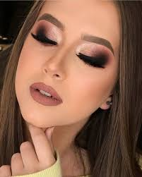 56 trendy smokey eye makeup looks for