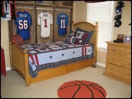 Sports Theme Boys Room Boys Bedroom Themes Sports Themed Bedroom Sports Themed Room