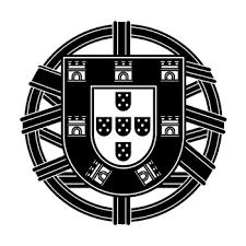Portuguese Flag Escudo Sticker