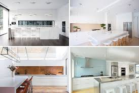 backsplash ideas for a white kitchen