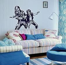 Amazon Com Chewbacca Star Wars Nursery Room Kids Bedroom Wall Sticker Decal Wall Art Decor G7267 2 22x25 Baby