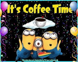its coffee time minion quote pictures photos and images for