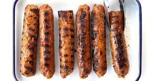 vegan italian seitan sausages it