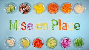 Chef Slang: Mise En Place - YouTube