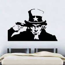 Uncle Sam From Banksy On Your Wall It S Possible