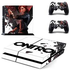 Game Control Ps4 Skin Sticker Decal For Sony Playstation 4 Console And 2 Controllers Ps4 Skins Sticker Vinyl Sale Up To 70 Stickersmegastore Com