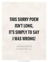 best quotes to say sorry allquotesideas