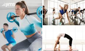 jims fitness 1 maand onbeperkt sporten
