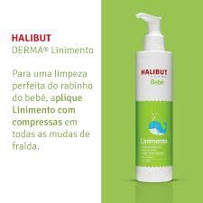 como usar o limimento halibut